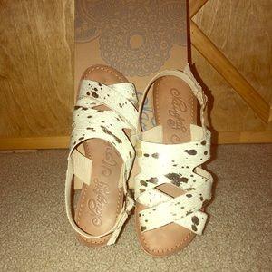 Naughty Monkey Sandals
